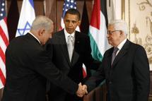 """L'académie a choisi Barack Obama """"pour ses efforts extraordinaires en faveur du renforcement de la diplomatie et de la coopération internationales entre les peuples""""."""