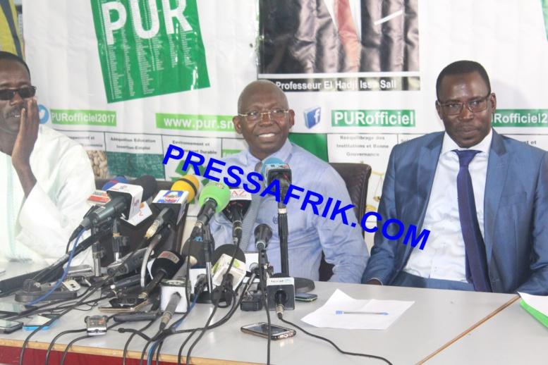Bilan des Législatives : Le PUR se réclame premier Parti politique au Sénégal