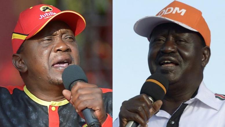 Elections au Kenya: le pays retient son souffle