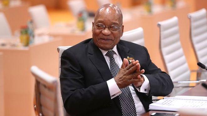 Afrique du Sud : Echec de la motion de défiance contre le président Zuma