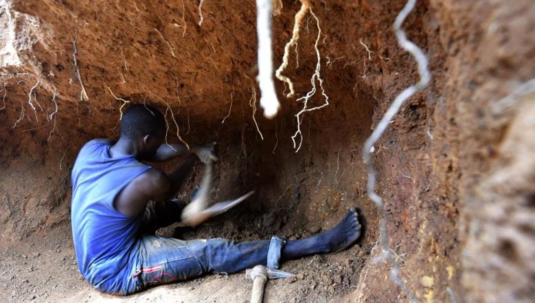 Côte d'Ivoire: les industriels veulent moins d'orpailleurs artisanaux