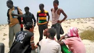 Des migrants noyés sous la contrainte