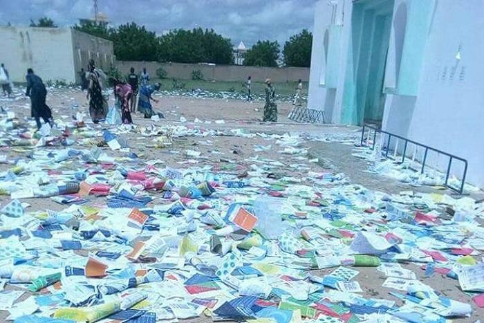 Saccage des bureaux de vote de Touba : Sohibou Kane déféré