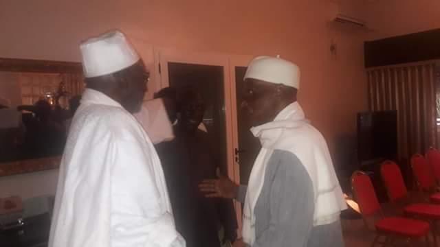 Thierno Madani Tall à Fann Résidence pour voir Wade : Médiation ou simple visite de courtoisie ?