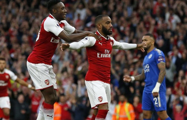 La Premier League démarre avec un match fou : Arsenal s'impose difficilement devant Leicester (4-3)