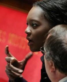 Rama Yade critique la promotion de Jean Sarkozy