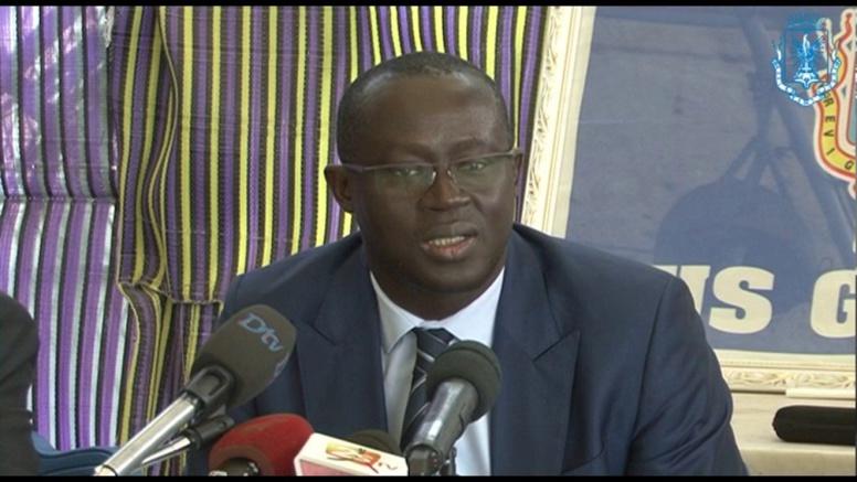 FSF : Me Augustin Senghor passe au second tour avec 234 voix contre 104 pour Mbaye Diouf Dia
