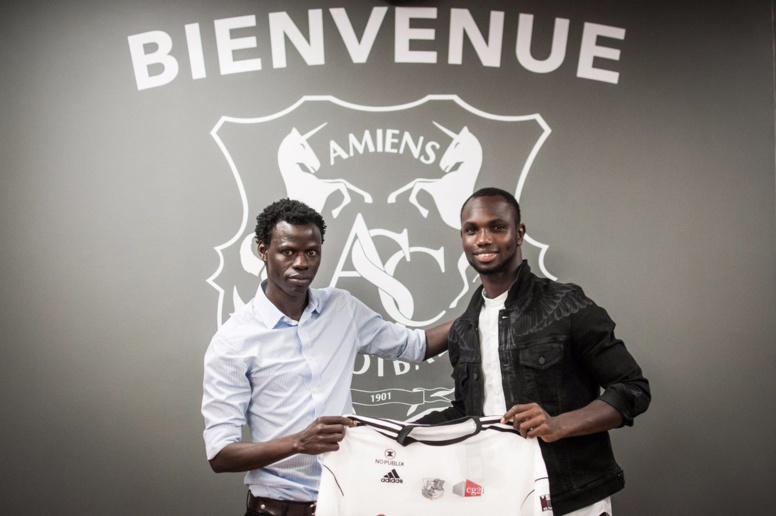 Officiel ! Moussa Konaté s'engage avec Amiens pour 4 ans