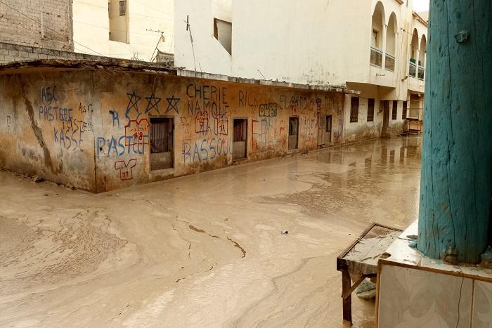Calvaire à l'Unité 26 : Les populations entre coupures d'eau et inondations
