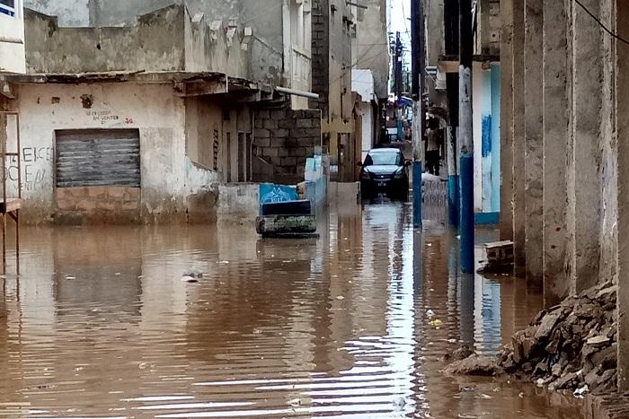 Calvaire à l'Unité 26 : Les populations entre inondations et coupures d'eau