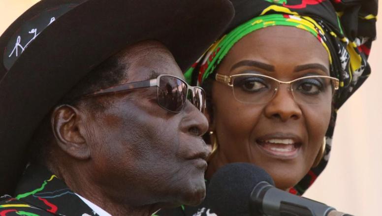 Zimbabwe: Grace Mugabe soupçonnée d'agression en Afrique du Sud