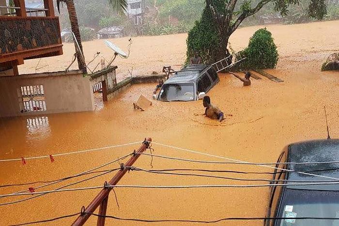 Sierra Leone: polémique après la coulée de boue qui a ravagé Freetown
