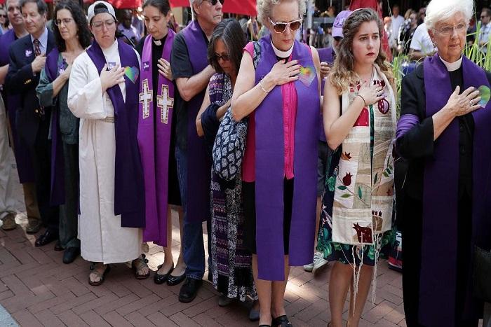 Etats-Unis: Charlottesville rend un dernier hommage à Heather Heyer