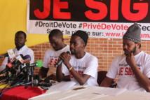 Plainte citoyenne contre l'Etat du Sénégal : Y'en a marre accuse la CENA