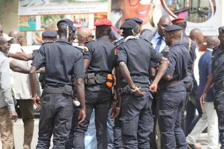 Opération de sécurisation à Kaolack : 120 personnes arrêtées