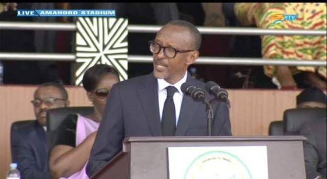 Rwanda : Paul Kagamé investi pour un 3ème mandat