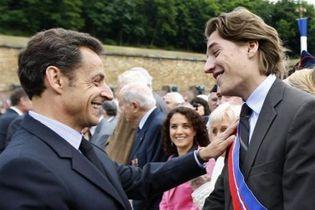 Jean Sarkozy renonce à briguer la présidence de l'EPAD
