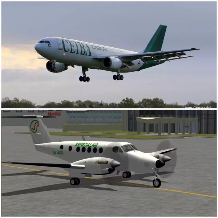 Collision aérienne avec le Boeing de Ceiba : L'enquête incrimine l'avion de Senegal Air