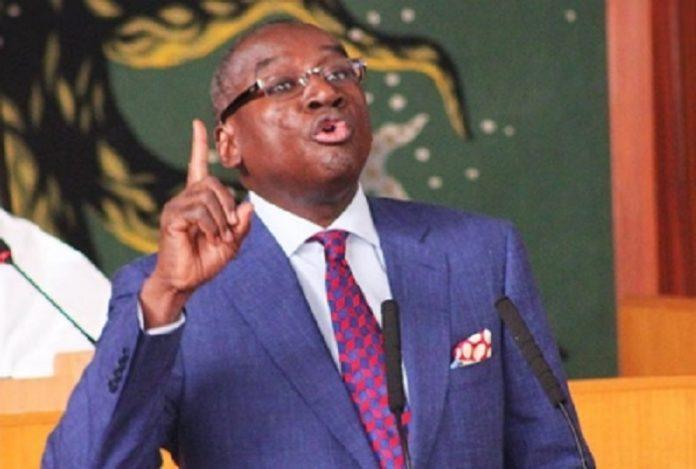 """Me Sidiki Kaba descend en flammes les avocats du maire de Dakar : """"Ce n'est pas le député Khalifa Sall qui a été arrêté, mais..."""""""