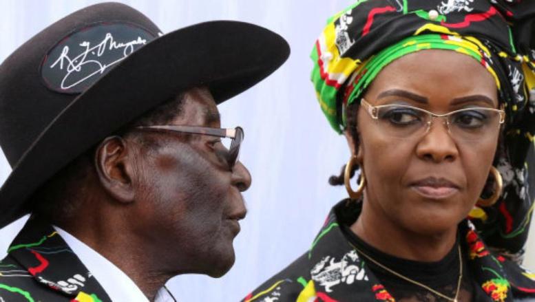 Afrique du Sud: Grace Mugabe ne s'est pas montrée au sommet de la SADC
