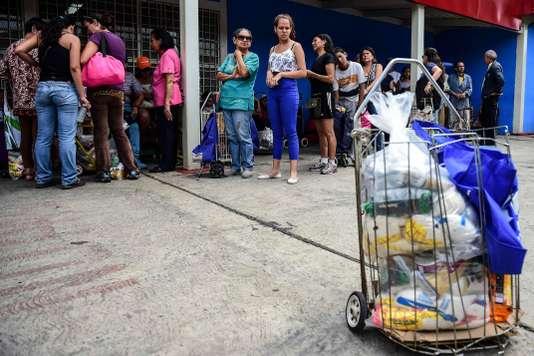 Caracas, capitale de l'angoisse