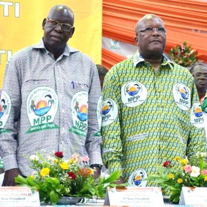 Côte d'Ivoire/Inter/ Décès, en France, du président de l'Assemblée nationale Burkinabè