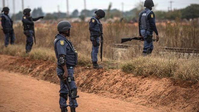 AfSud: 4 hommes arrêtés pour cannibalisme