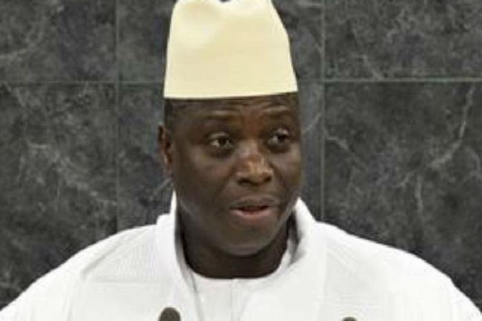 Yahya Jammeh envoie des fonds occultes au Sénégal
