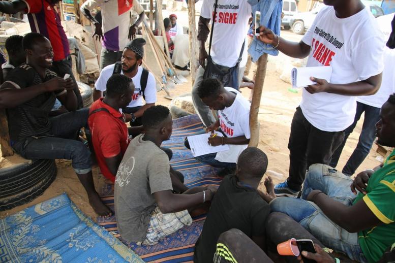"""Thiaat sur la plainte contre l'Etat du Sénégal : """"Nous avons réuni 8700 signatures en 7 jours"""""""