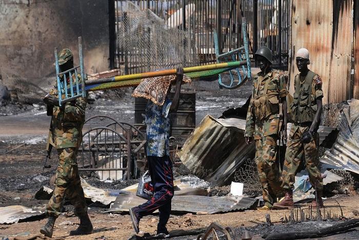 Soudan du Sud: un journaliste américain tué dans des combats