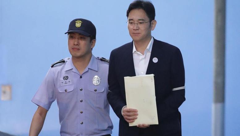 Corée du Sud: l'héritier de l'empire Samsung fait appel de sa condamnation