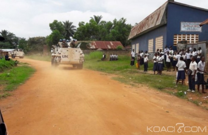 RDC: l'ONU condamne l'intrusion des militaires dans ses installations, Kinshasa conteste