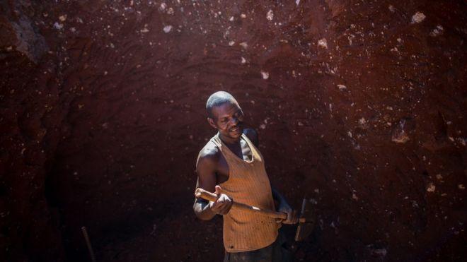 RDC : 5 morts dans un effondrement