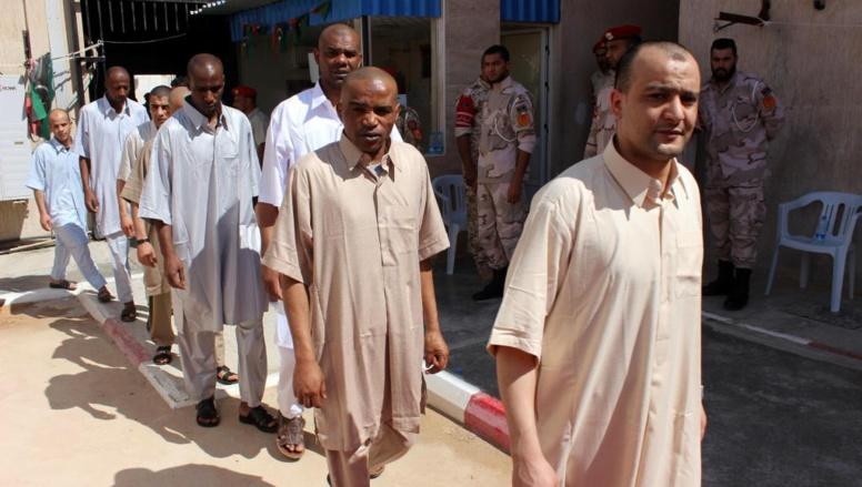 Libye: une centaine d'ex-soldats de l'ère Kadhafi libérés à Misrata