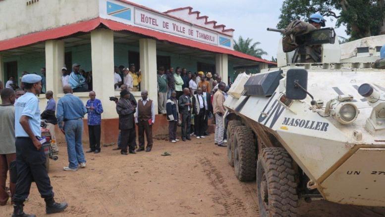 RDC: la Monusco condamne une incursion de l'armée dans ses locaux