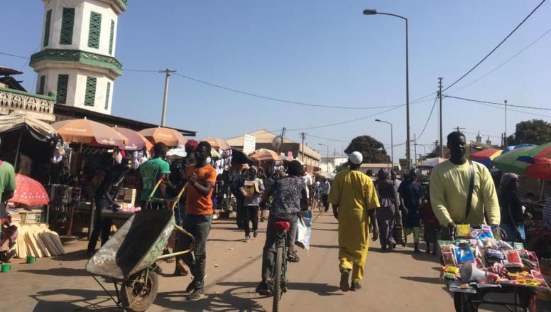 En Gambie, l'annulation de l'élection kényane fait parler d'elle