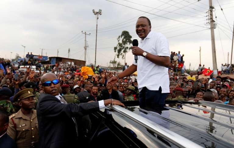 Nouvelle élection présidentielle au Kenya fixée au 17 octobre