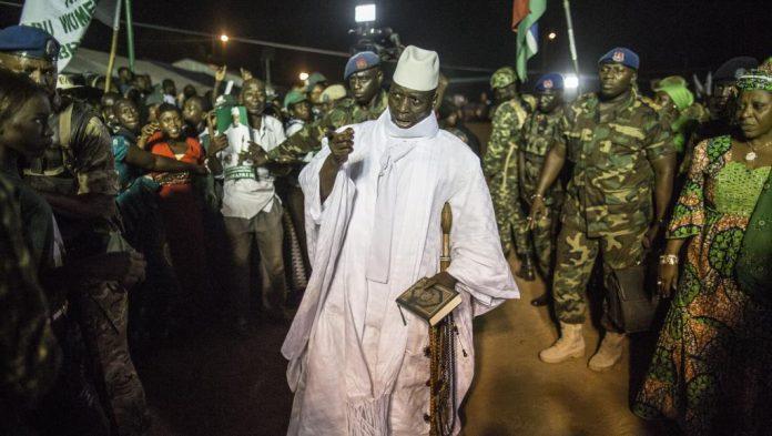 Gambie: Caporal-chef Mustapha Sanneh arrêté