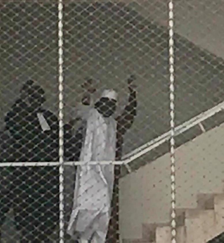 "« Libérer Khalifa »: les femmes de ""Manko Taxawu Senegaal"" à Rebeuss, ce matin"