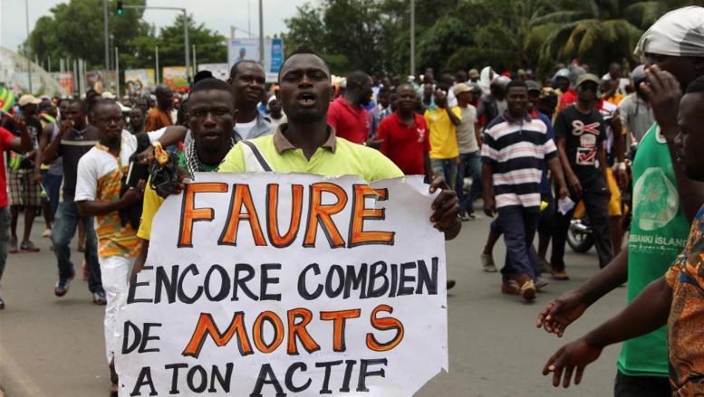 Au Togo, nouvelle journée de mobilisation à l'appel de l'opposition