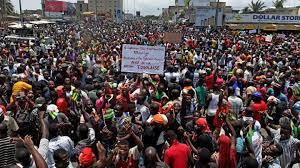 Situation tendue à Lomé