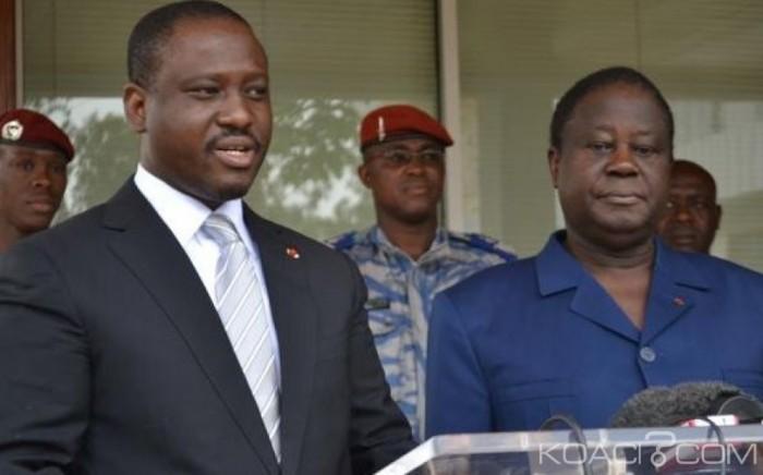 Guillaume Soro serait-il le bienvenu au Congrès du RDR — Côte d'Ivoire