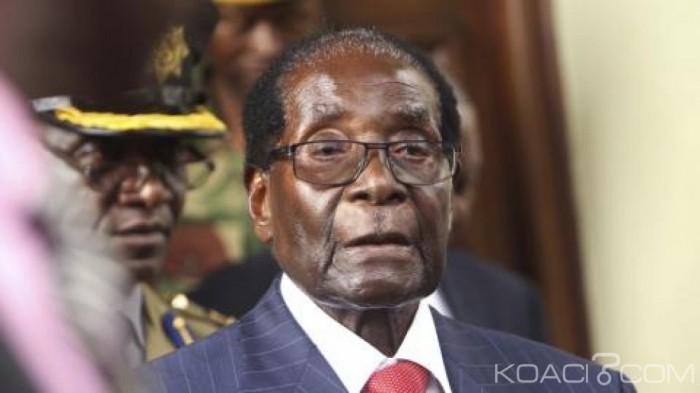 Zimbabwe: Mugabe se moque de la coalition de l'opposition, une «créature de l'Occident»