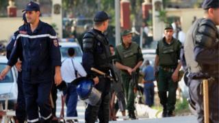 Algérie: deux suspects arrêtés