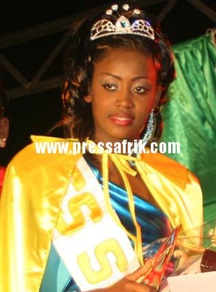 Exclusif: Interview avec Katy Chimère Diaw: les ambitions de miss Sénégal 2009