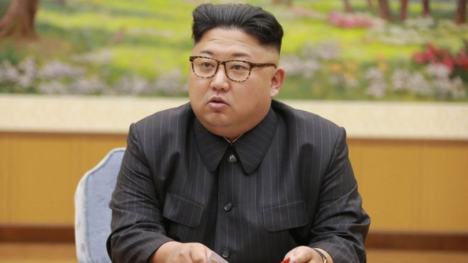 """Kim Jong-Un menace les """"gangsters américains"""""""