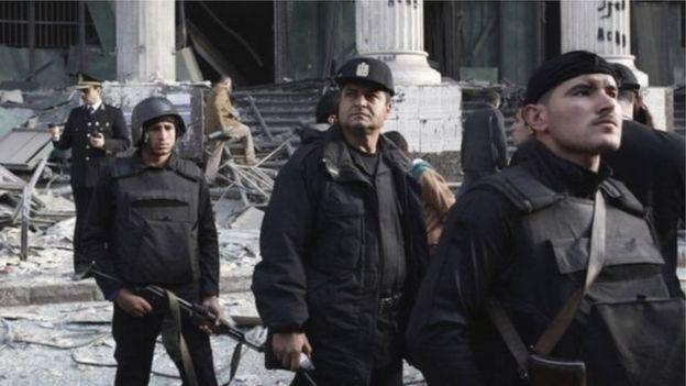 18 morts dans un attentat en Egypte
