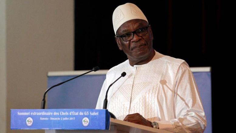 G5 Sahel: le ballet diplomatique du président malien IBK