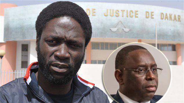 """Kilifeu de Y'en a marre sur la nomination de Aliou Sall : """"Quand est-ce qu'on va avoir un président qui respecte les Sénégalais"""""""