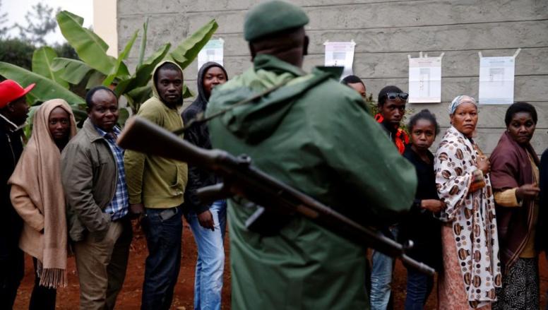 Les Kényans de plus en plus divisés à l'approche de la nouvelle élection